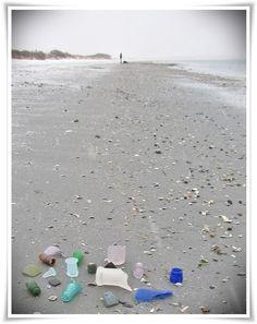 A Beach in Ocean City, New Jersey