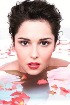 Cherl Cole for L'Oreal Paris Glam Shine Stain Splash