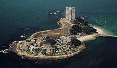 Playa de la Isla de Toralla