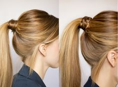 A must try this season: the party ponytail