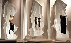 Selfridges New Windows: UK's Most Exciting Young Creatives Visual Display, Display Design, Store Design, Vitrine Design, Web Design, Clothing Displays, Conceptual Design, Exhibition Space, Window Design