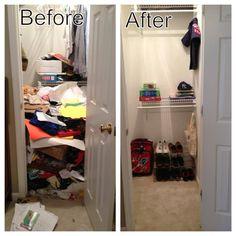 How to Organize Your Closet- Inside a Professional Organizer's Home