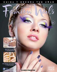 Fascículo 31 de Colección Fashion Nails