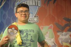 O Campeonato Nacional de Pokémon da Copag foi sucesso!