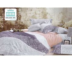 Twin XL Comforter Set – College Ave Dorm Bedding – Soothing Colors For A Great Night's Sleep