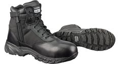 "Constructed to perform under any condition, this lightweight duty boot workhorse delivers on the requirements and execution standards for those who prefer a 6"" option. Stay dry, safe, and comfortable throughout your shift while wearing a boot that is engineered to take on any call.Our Quality PromiseWe proudly stand behind every product we make. Our full 1 Year Manufacturer Warranty protects our customers from any issues arising from manufacturing defects.Secure CheckoutEvery transaction is…"