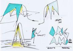 Origami Doggy Lamp - CHORS 2015 design by Modelista Piotr Kalinowski