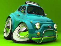 fiat 500 stripes and graphics - Bing Images Fiat 500c, Fiat Abarth, Fiat Cars, Bugatti Cars, Ferrari, Car Illustration, High Resolution Wallpapers, Ex Machina, Car Images