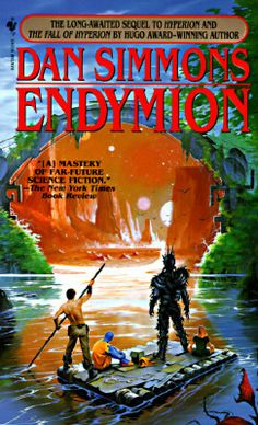 The Caffeinated Symposium: Book Reviews -- HYPERION CANTOS novels by Dan Simm