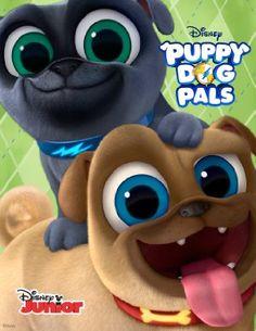 Watch Puppy Dog Pals: Season 1 Online | puppy dog pals: season 1 | Puppy Dog Pals Season 1,puppy Dog Pals S01 | Director: N/A | Cast: Issac Ryan Brown, Sam Lavagnino, Harland Williams