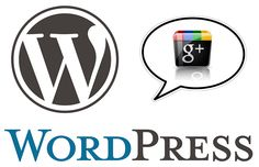 How to Integrate Google Plus Commenting System in WordPress?