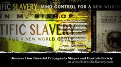 http://www.scientificslavery.com  Eric Blair was the original pen name of George Orwell who wrote the science fiction novel 1984, the dark vision of a future society with an oppressive dominant ruling State that controls the activities and behaviours of its people through high surveillance and a total government invasion on privacy.