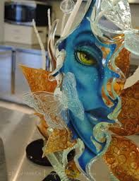 simple pastillage showpieces - Google Search