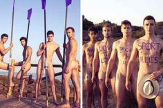 The Naked Rowers Are Back And Their Butts Are Ready To Fight Homophobia