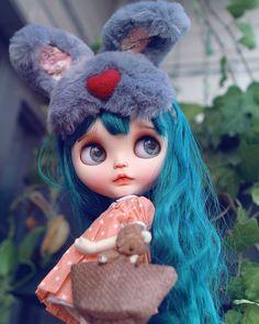 #marrakechmelange #blythe #customblythe #doll #k07 #k07doll