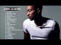 Best Of John Legend - John Legend Greatest Hits