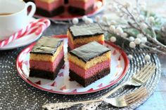 Hungarian Recipes, Hungarian Food, Cake Bars, Winter Food, Oreo, Cake Recipes, Cheesecake, Food And Drink, Desserts