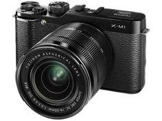 Fujifilm X-M1 Compact 16MP Camera w/ 16-50mm Lens for $399.99