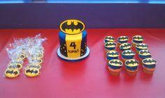 Batman party Sets - via @Craftsy