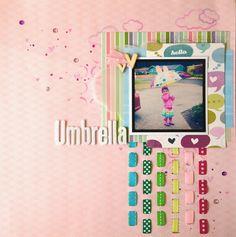 Umbrella - Scrapbook.com