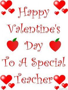 Valentine Ideas for Teachers #stepbystep