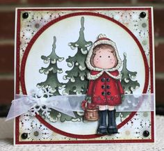 Tilda Christmas by cathymac - Cards and Paper Crafts at Splitcoaststampers