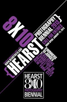 Hearst 8 X 10 is now accepting entries through August 1 for its 2013 competition. http://www.hearst8x10.com/