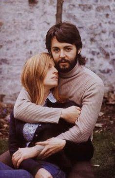 Paul and Linda McCarthy Wedding 1969... no dress required.