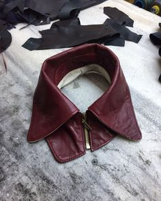 Leather!