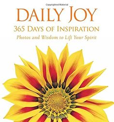 The first in National Geographic's 365-photo-a-day line of inspirational books, Daily Joy unites inspiring words of joy with lovely National Geographic images of the world–a perfect gift to keep on your bedside table to read just before bed or first thing in the morning. Crafted in the tradition of the successful Offerings series from Abrams/Stewart …