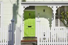 Color inspiration - Shakin Stevens House by Matt Gibson Architecture + Design