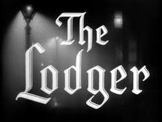 hitchcock's the lodger - Pesquisa Google