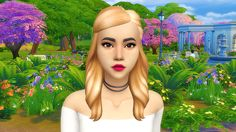 Hello everyone! So I am back with this new hair I really like it :) I hope you will too! I included an in game screenshot for you guys :) I'm trying to make a natural palette and here are some of the...