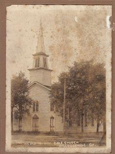 Milledgeville, Georgia Church