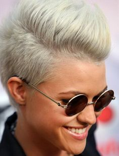short modern bob haircuts - Google Search