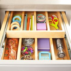 Put that junk drawer to rest with these organization tips!