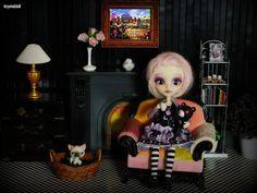 Les poupées de Krystal: Ma nouvelle puce Zélie et la rencontre Jolie Doll