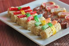 Serve kid friendly sushi at a Karate party