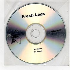 (fu516) #fresh legs, #chess / #house - dj cd,  View more on the LINK: http://www.zeppy.io/product/gb/2/371381731381/
