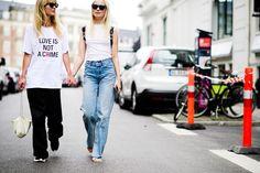 The Copenhagen Way: Spring 2018 Street Style - HarpersBAZAAR.com