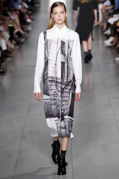 DKNY Spring 2016 Ready-to-Wear Collection Photos - Vogue