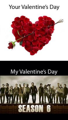 YES!!!! OMG! ♥ Everyone has asked me what my plans are for Sunday... I have a date.. at 9 p.m. :D with Rick, Daryl, Carol, Michonne, Carl, Maggie, Glenn and everyone from TWD