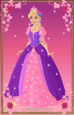 Rapunzel { Deluxe Edition } by kawaiibrit.deviantart.com