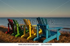 Ocean Chairs Stock Photos, Images, & Pictures | Shutterstock