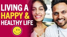 Jay Shetty & His Wife Radhi EXPLAIN How To Live A LONG, HAPPY & HEALTHY LIFE Happy Healthy, How To Stay Healthy, Healthy Life, Go To Bed Early, Inspirational Message, New Books, Jay, Improve Yourself, Coaching