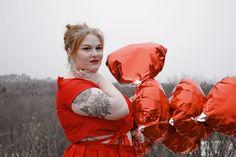Vogue Patterns V9291 Valentines Matching Set