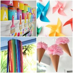 Vertical Garden Diy, Plantar, Diy Party, Easter, Activities, Decoupage, Babies, Jeans, Recycled Toys