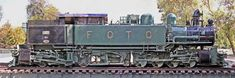 Kitson Meyer, Santiago, Chile | Remarkable 0-8-0+0-6-0 Locomotive of the Ferrocarril Transandino de Chile that operated between Los Andes and Mendoza. Composite photograph from 6 different images Located at -33.442862, -70.685280 on google maps