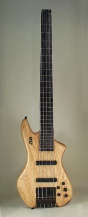 VB 5 by Zon Guitars - One of my dreams-