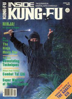 the-ninja-a-go-go:  Sho Kosugi, 1984